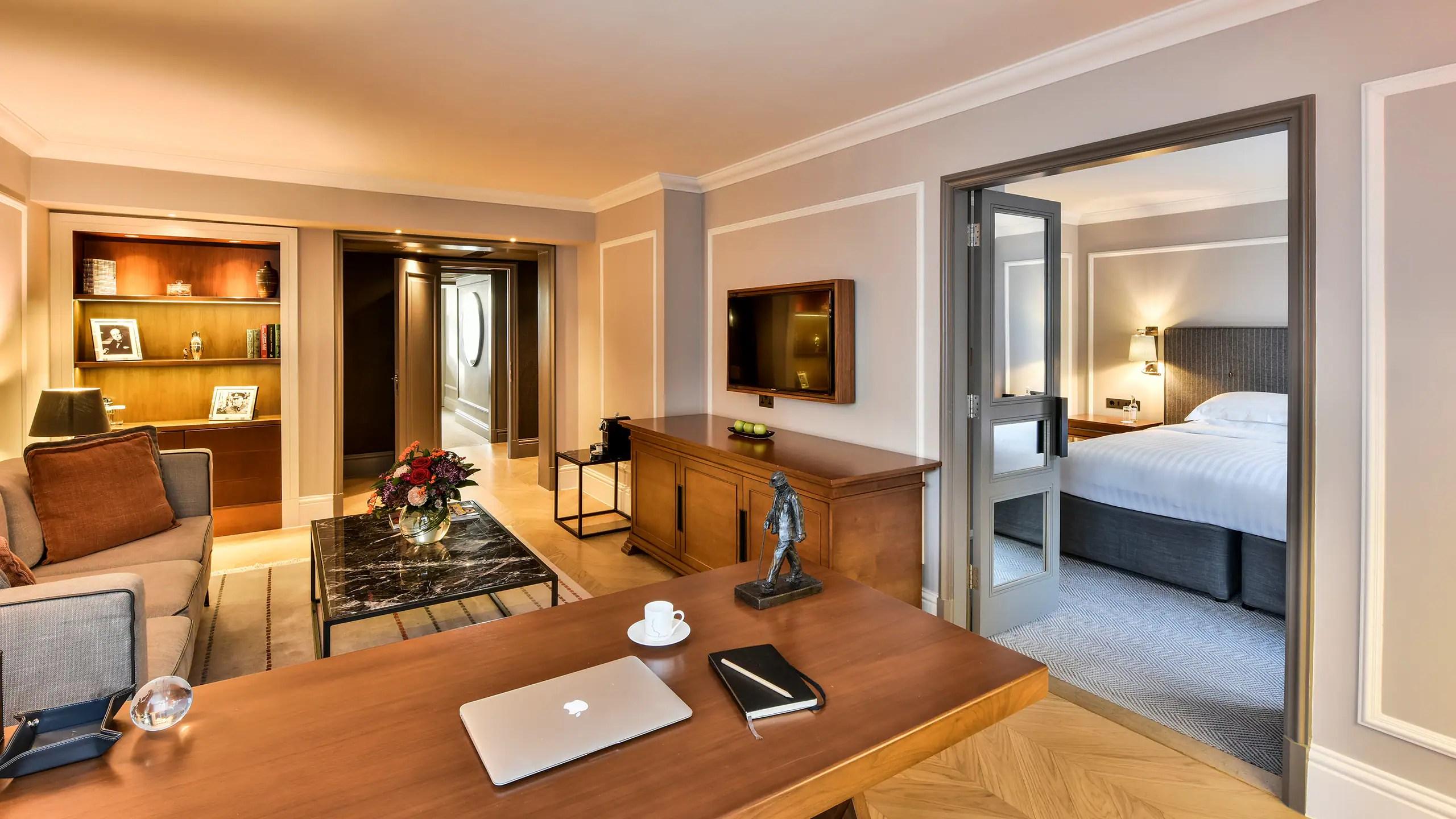 Luxury Hotels In Marylebone Hyatt Regency London The Churchill