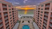 Clearwater Beachfront Hotel Hyatt Regency