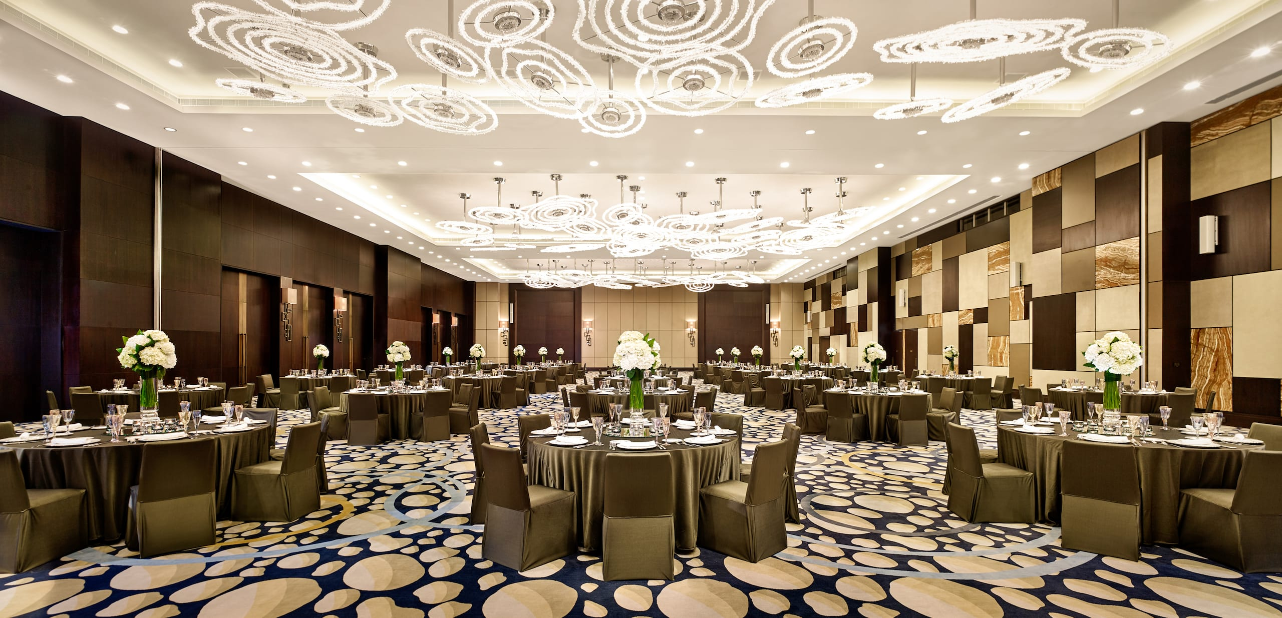 Meeting Events And Wedding Banquets In Abu Dhabi