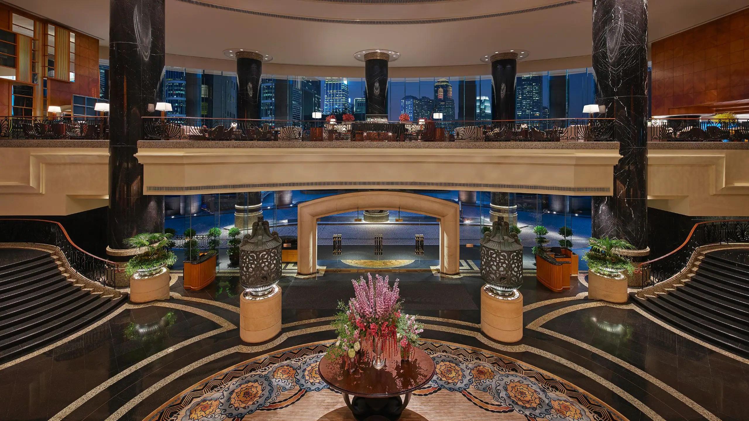 Luxury Hotel Hkcec Valet Car Parking