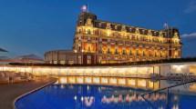 Luxury 5 Hotel Overlooking Sea In Biarritz Tel Du