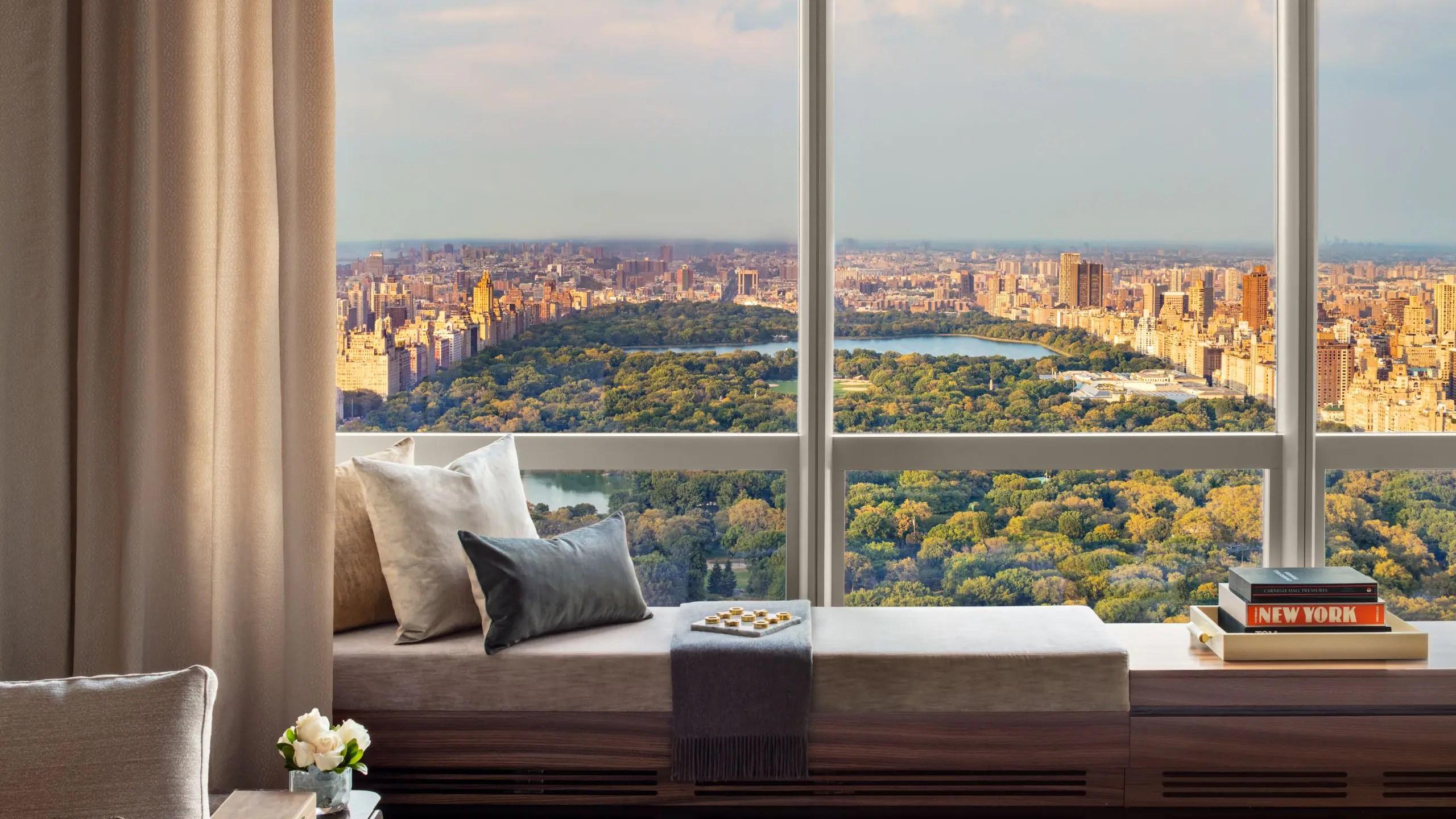 New York City 5 Star Hotel Near Central Park Park Hyatt