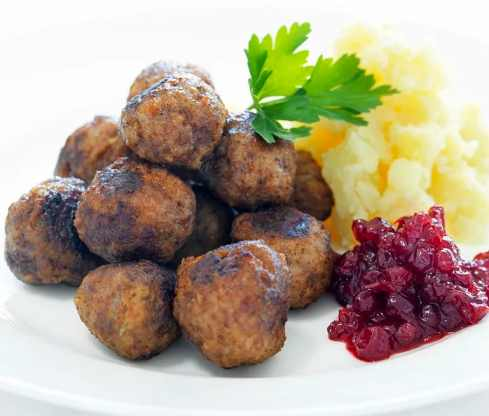 Image result for köttbullar