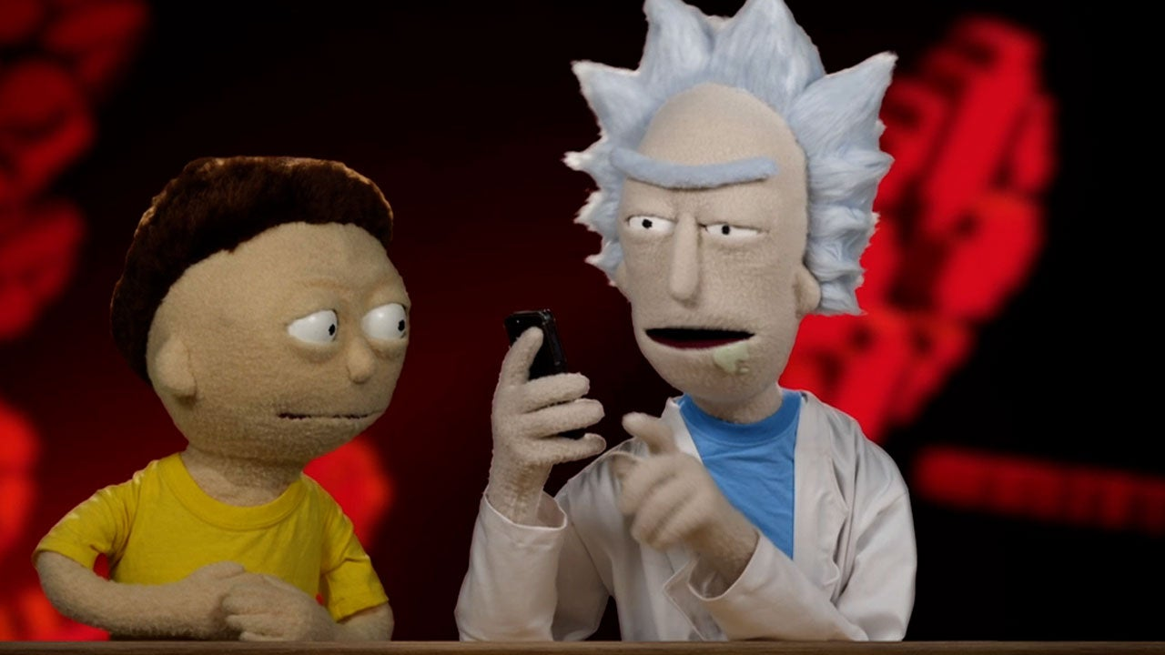 Rick And Morty Answer IGNs Burning Questions IGN Video