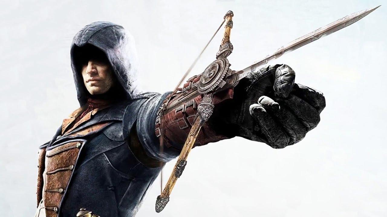 Assassins Creed Unity Phantom Blade Unboxing IGN Video