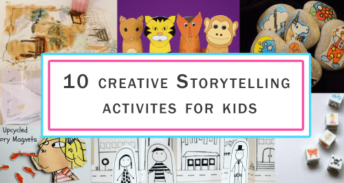 small resolution of 15 StoryTelling Activities for Kids \u0026 Game Ideas   Imagine Forest