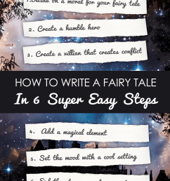 How to Write a Fairy Tale in 6 Steps   Imagine Forest [ 2000 x 1500 Pixel ]