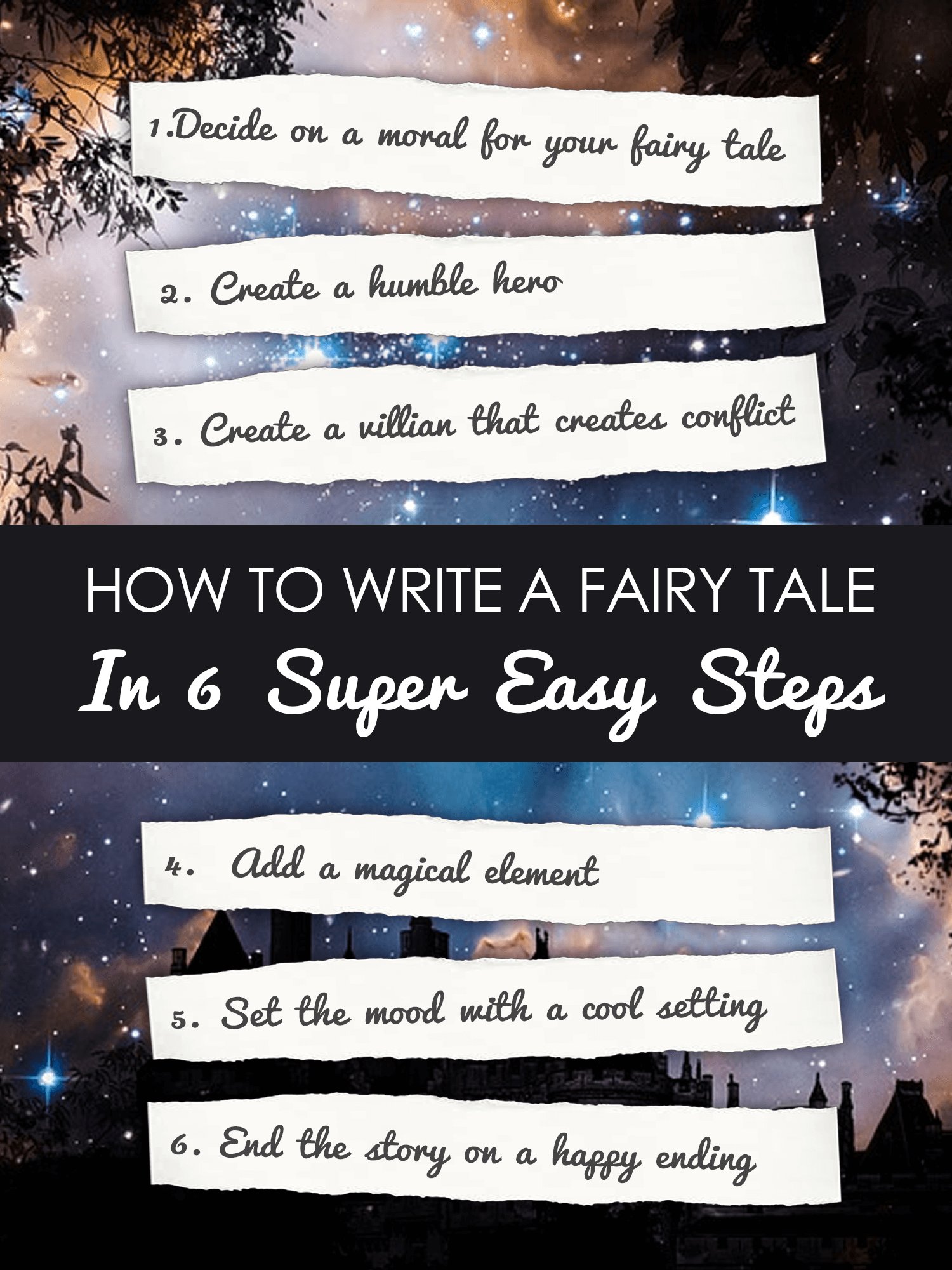 hight resolution of How to Write a Fairy Tale in 6 Steps   Imagine Forest