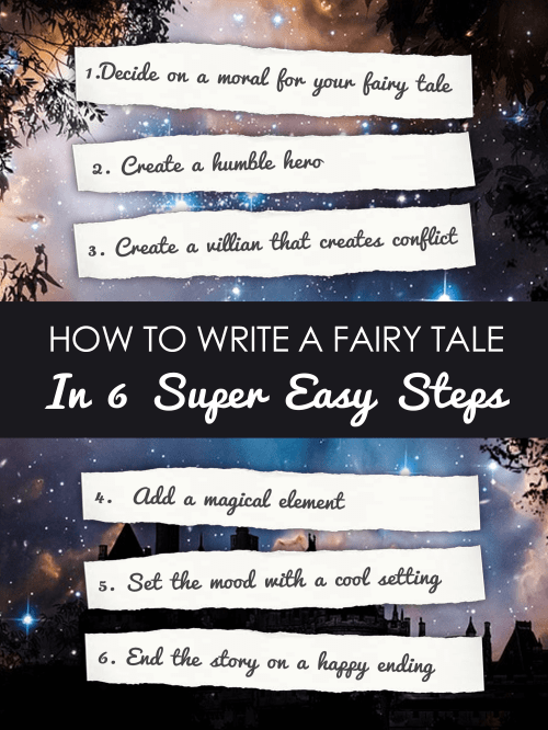 small resolution of How to Write a Fairy Tale in 6 Steps   Imagine Forest
