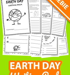 12 Earth Day Writing Prompts for Kids   Imagine Forest [ 1100 x 800 Pixel ]