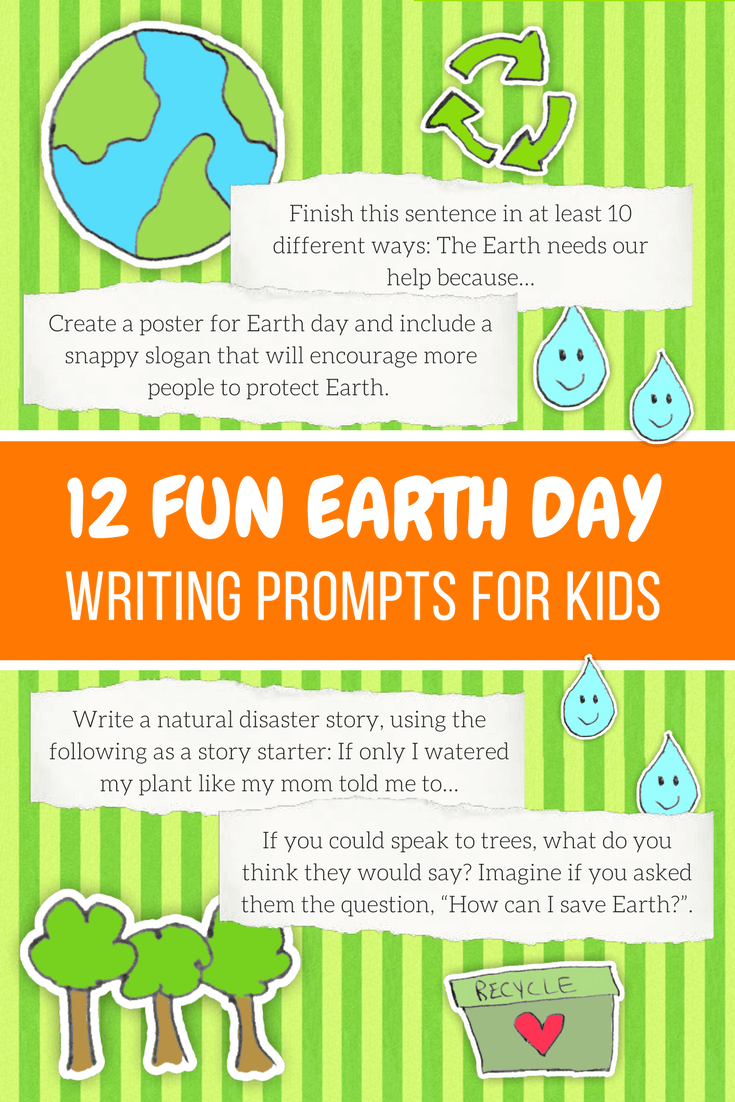 medium resolution of 12 Earth Day Writing Prompts for Kids   Imagine Forest