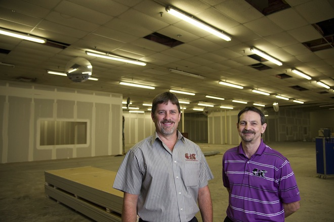 Custom Aircraft Cabinets Marks Grand Opening in Sherwood