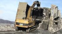 Weirton Steel Demolition - Independence Excavating