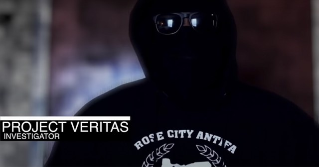 Expose Antifa: Project Veritas Infiltrates Anarchist Terror Group Posing As Protesters