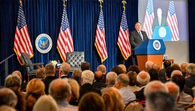 US Keeping Pressure on Iran Until it