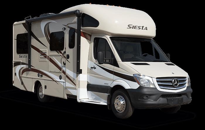 Siesta Sprinter Class C Diesel