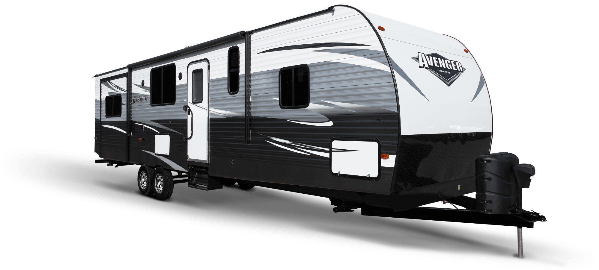 hight resolution of prime time rv avenger travel trailers