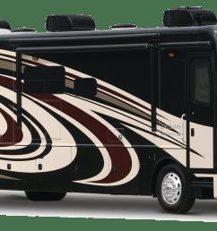holiday rambler endeavor xe [ 1750 x 744 Pixel ]