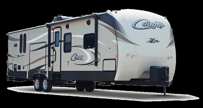 Keystone Cougar X Lite Travel Trailer