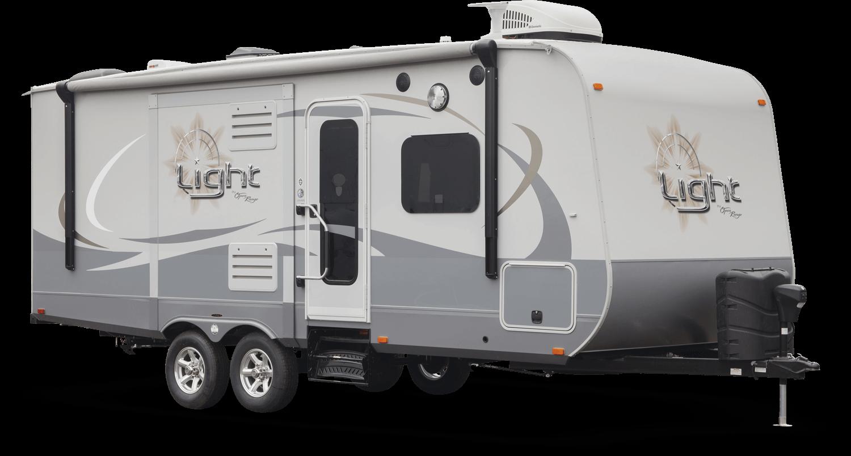 Open Range Light Travel Trailer