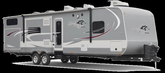 Open Range Roamer Travel Trailer