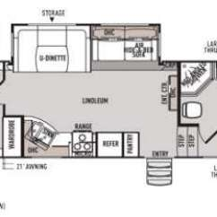 Fifth Wheel Campers With Bunkhouse And Outdoor Kitchen White Shaker Cabinets New 2015 Forest River Rv Wildwood Heritage Glen 356qbq Floorplan Title