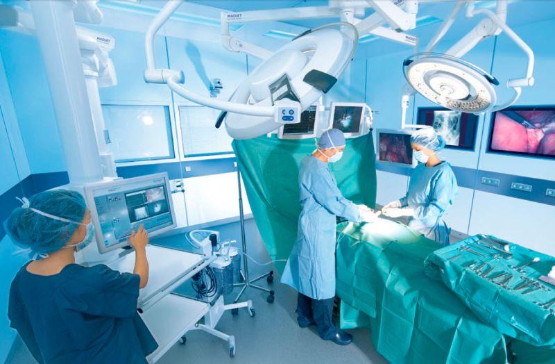 El Asistente de anestesista participa de las operaciones