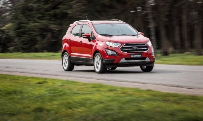 Ford Ecosport, un ícono entre los SUV más chicos.