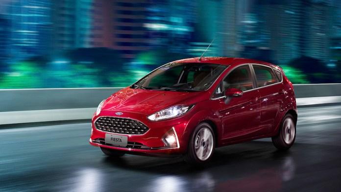 Ford Fiesta, un modelo discontinuado en su versión 0km.