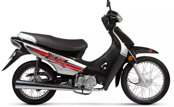Motomel, with more and more sales.