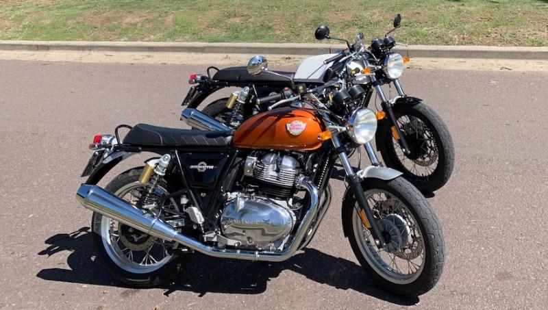 Royal Enfield, sus ventas de motos crecieron más de 100%.