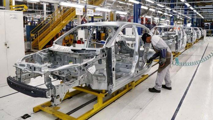 Marcas de autos argentinos: Fiat Cronos, producido en la planta de Córdoba.