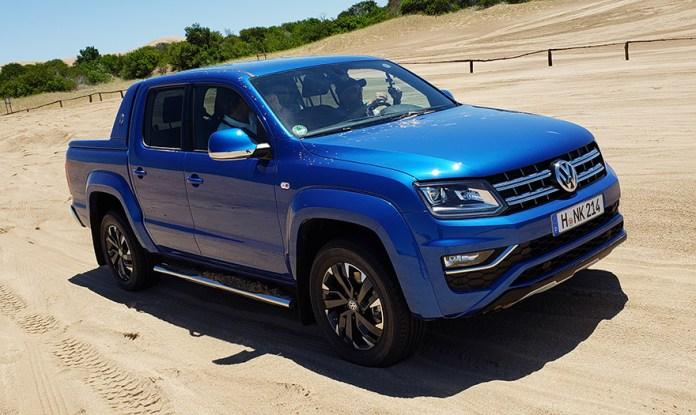 Volkswagen Amarok se quedó con el puesto 1 en ventas en abril.