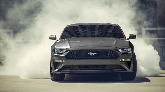 Ford Mustang,