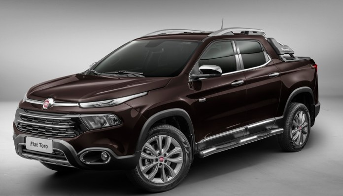 Fiat Toro, la camioneta intermedia más exitosa.