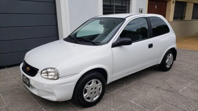 Chevrolet Corsa, un usado siempre buscado.