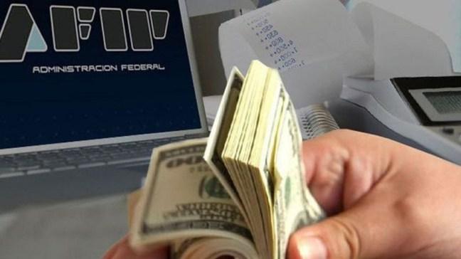 La valuación de los bienes aparecerá en la web de la AFIP