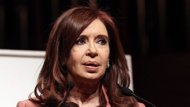 El avance de Cristina, el mayor temor del establishment local