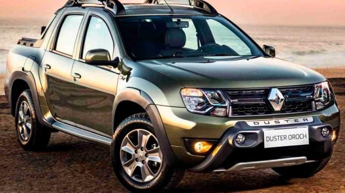 Renault Duster Oroch, en el top ten de las más vendidas.