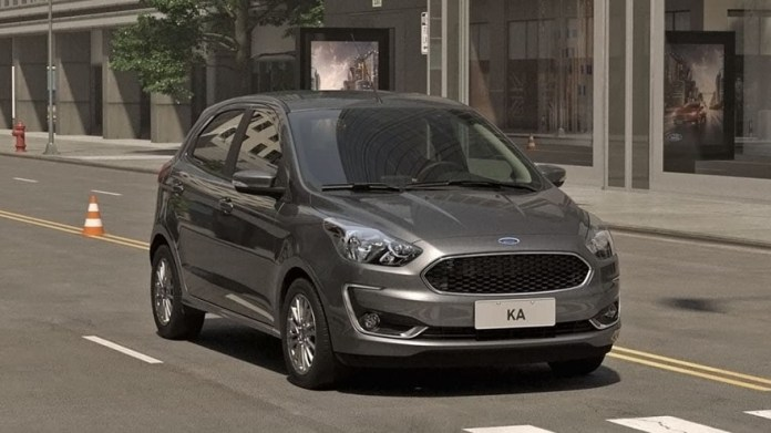 Ford Ka, sigue siendo uno de los usados y 0km más vendidos.