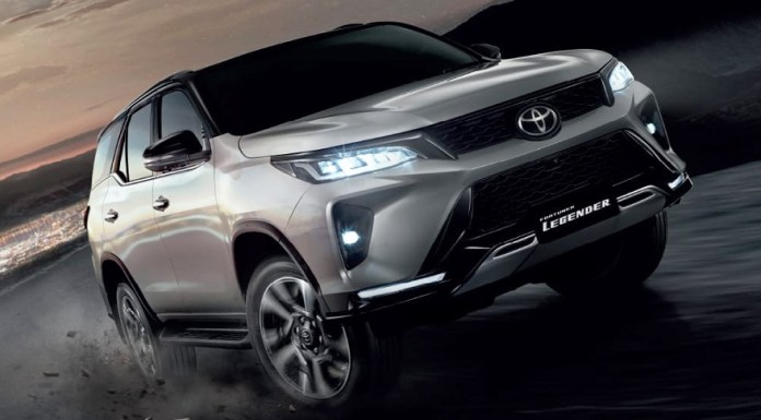 Toyota SW4, así será la nueva generación.