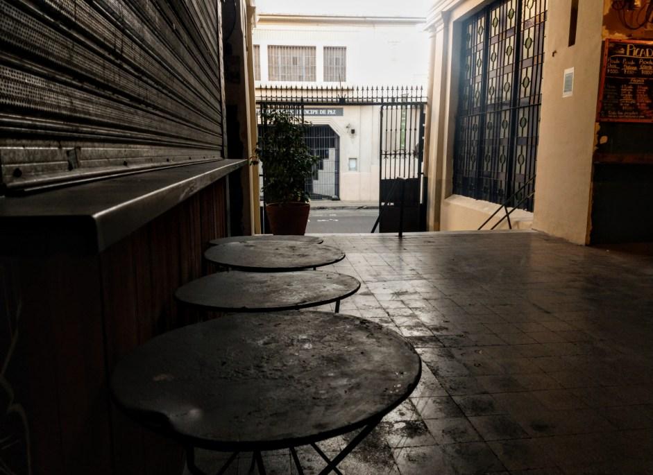 San Telmo también sufre la falta de permisos para el retorno de la feria en la plaza Dorrego.