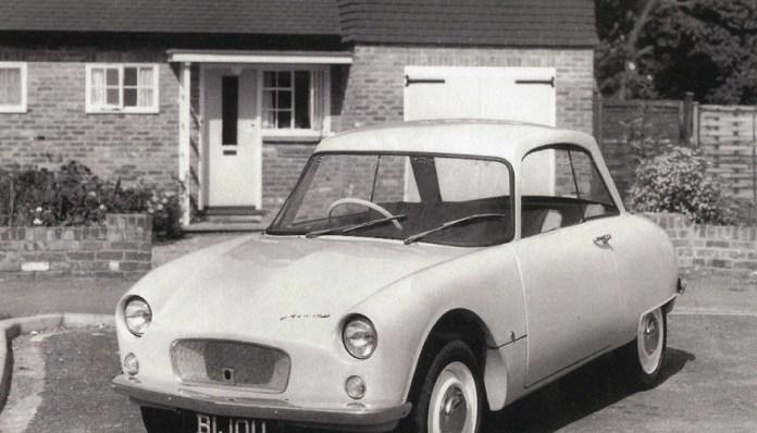 Citroën Bijou, only 207 units were sold.
