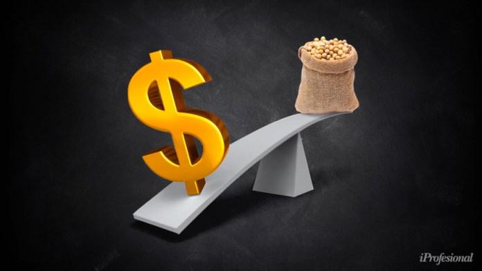 El rendimiento del fondo Pellegrini acompaña al precio de la soja.
