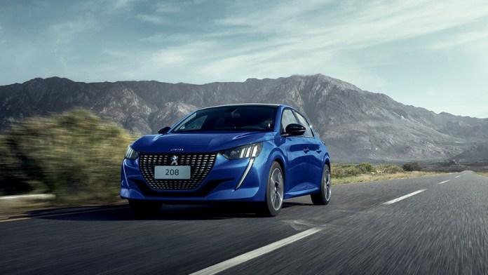Peugeot 208, otro modelo de fabricación nacional entre los líderes.