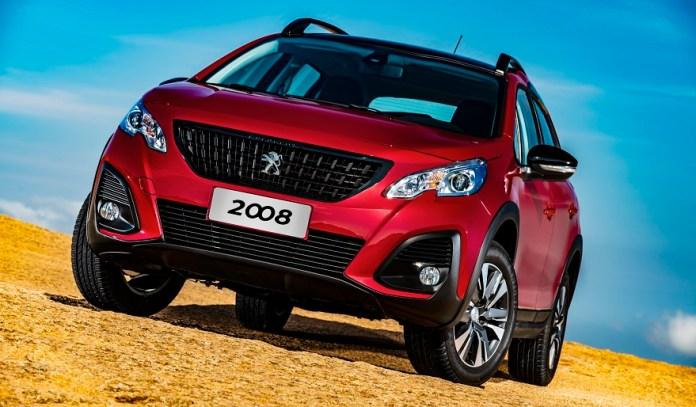 Peugeot 2008, con nuevo diseño para 2020.