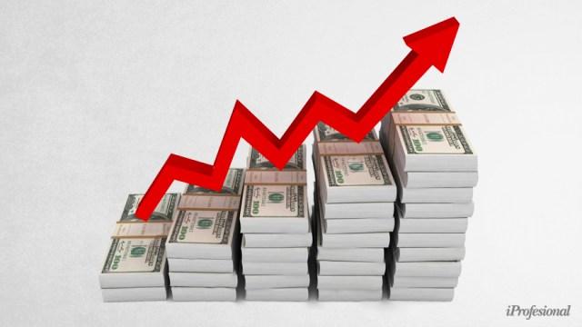 Pese al recorte del viernes, el dólar Bolsa avanzó 6% en la semana pasada