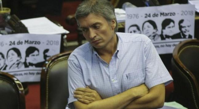 Máximo Kirchner destacó el proyecto oficialista y llamó a