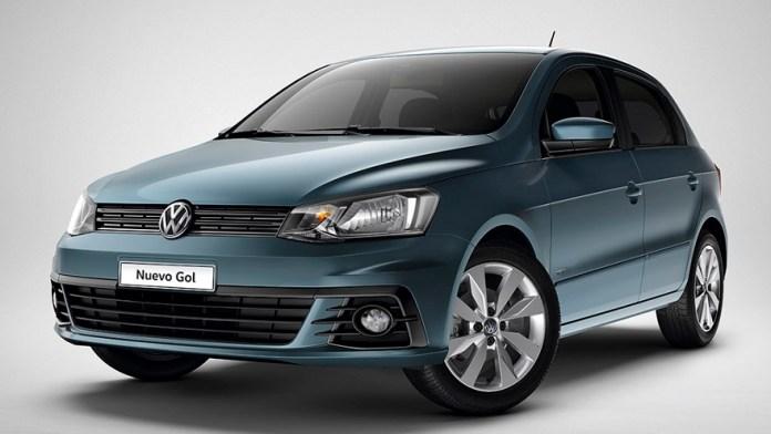 Volkswagen Gol, un auto con larga historia.
