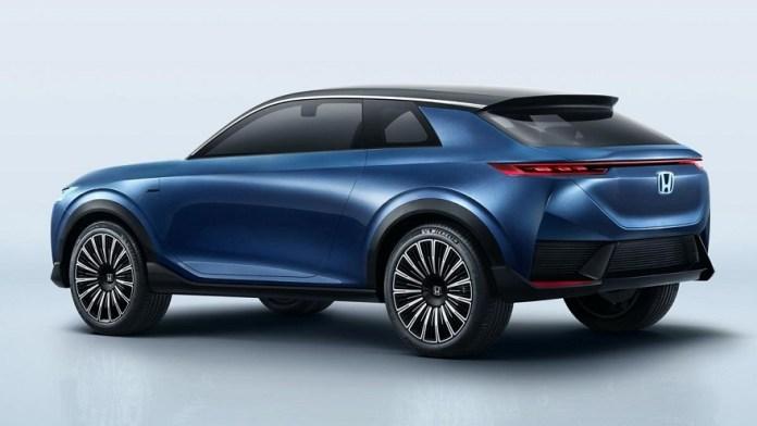 El próximo SUV de Honda será eléctrico.